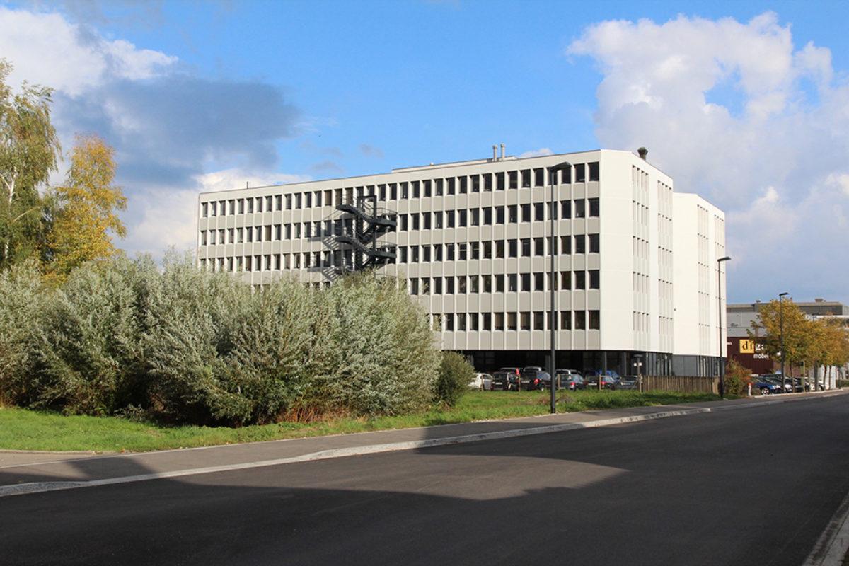 Fassadenneugestaltung Lagerstrasse